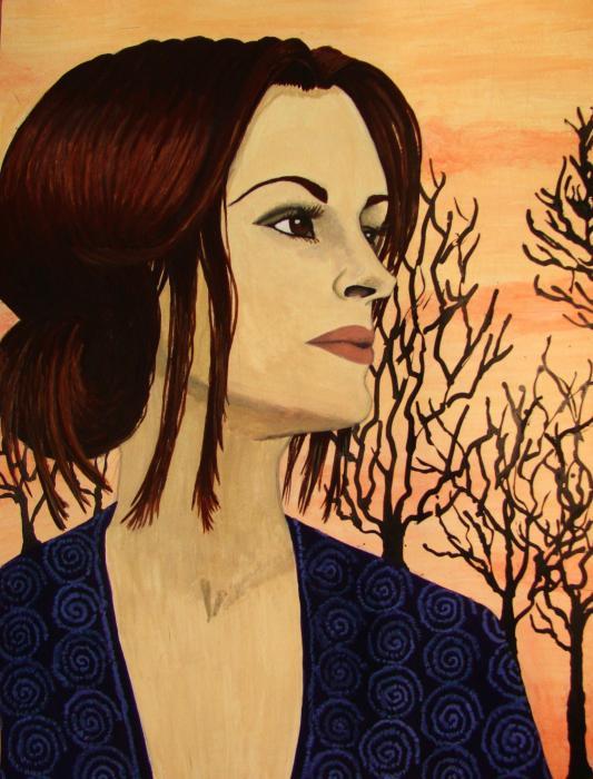 Julia Roberts by Nihale